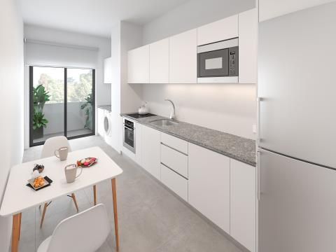 Apartamento T2 Kitchenet em Ermesinde NOVO