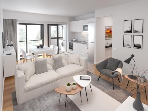 Apartamento T2 em Ermesinde NOVO