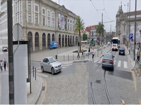 Prédio - Centro do Porto (Carmo / Cordoaria)