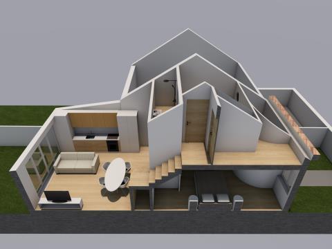 Moradia T2 Duplex * Aguas Santas