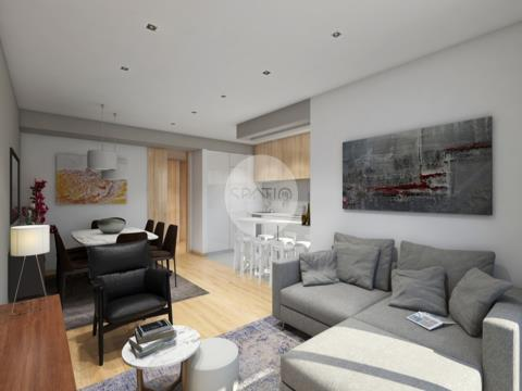 Apartamento T1 novo * R. Faria Guimarães * Porto