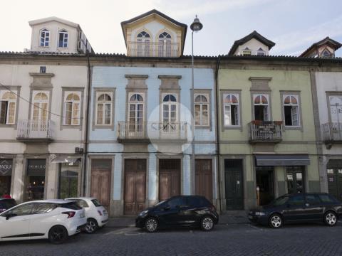 Prédio no Centro Histórico Braga * Sé
