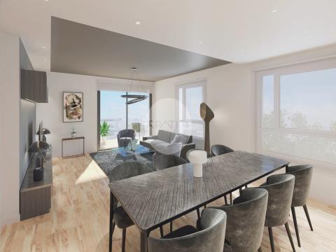 Apartamento T3 novo com Terraço *  Paranhos