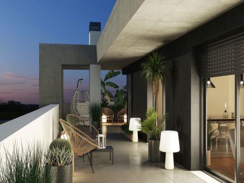 Penthouse T3 nova com Terraço *  Paranhos
