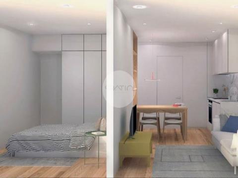 Apartamento T1 Novo * Constituição