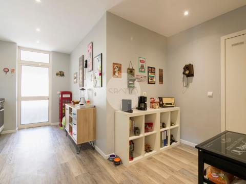 Apartamento T3 c/ 2 lug. garagem * Águas Santas
