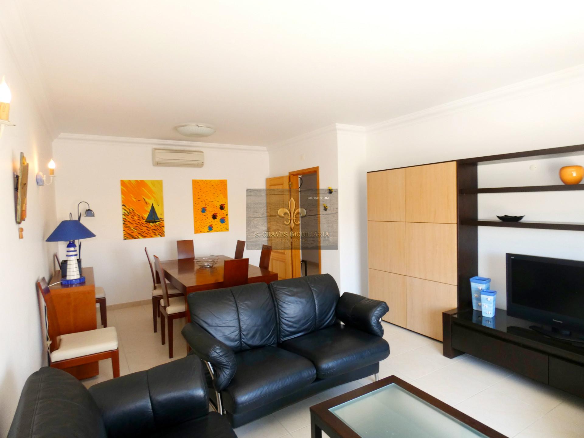 Apartamento T3 - Brejos- Albufeira