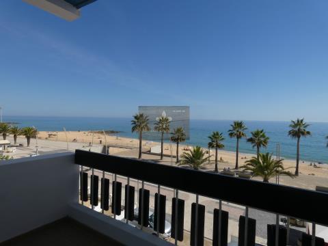 Apartamento T3 - fabulosa vista al mar - Quarteira