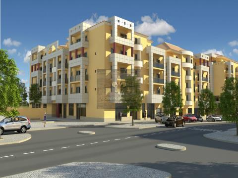 Magnifico apartamento T2+1 em construção no centro de Albufeira