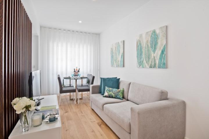 Appartement T1 à Avenidas Novas - Lisbonne