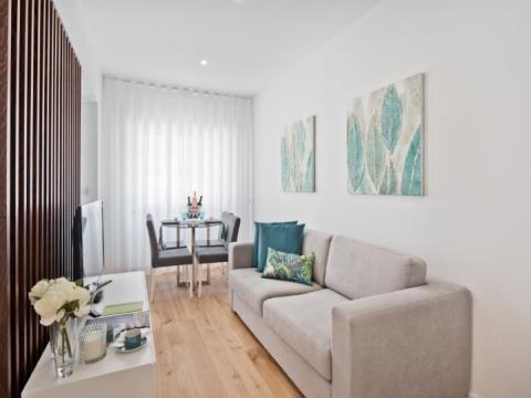 1-Zimmer-Wohnung in Avenidas Novas - Lissabon