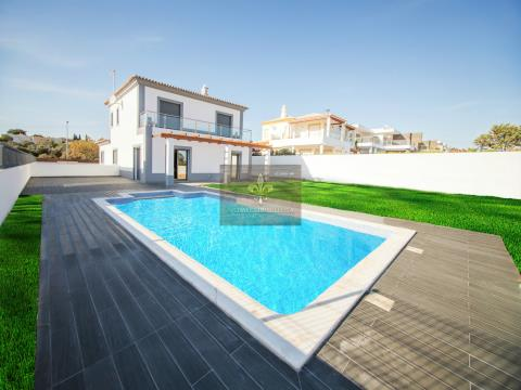 Wonderful House T5 with Pool in Pêra