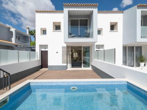 Villa de 4 chambres à coucher avec piscine - Balaia - Albufeira