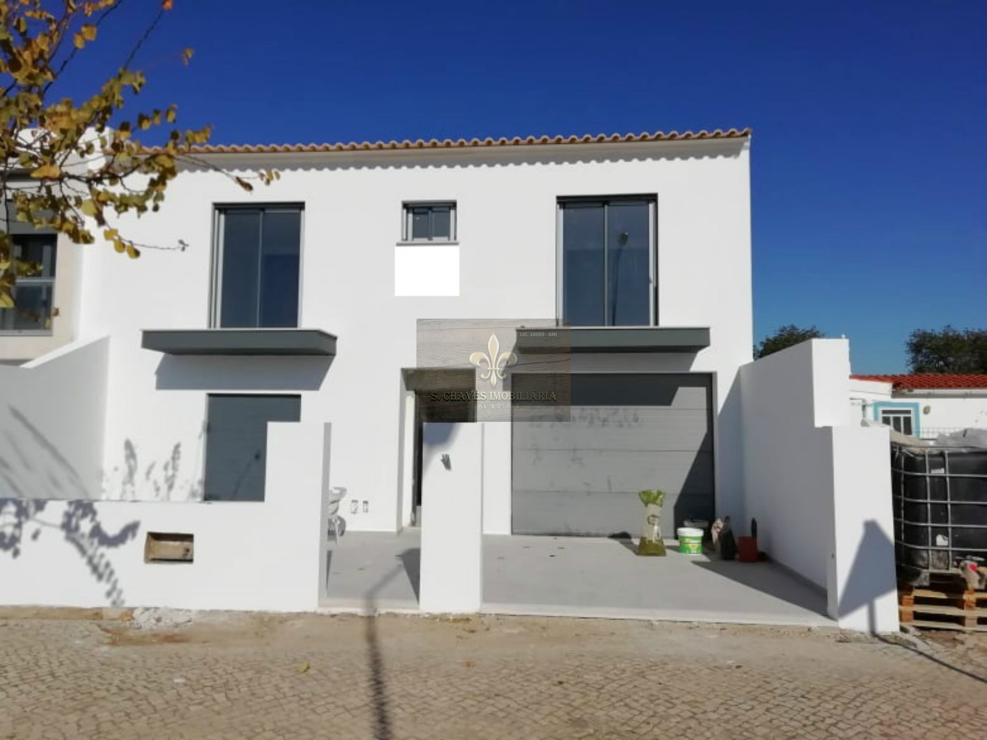 Villa V3 en cours d´achèvement à Ferreiras - Albufeira