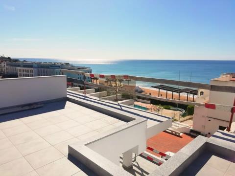 Apartamento T2 com vista mar em Albufeira