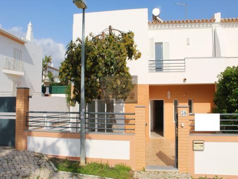Haus 3 schlafzimmer gelegen an Vale Pedras - Albufeira