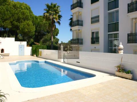 1-Zimmer-Wohnung und Dachgeschoss Wasser in T2 mit Pool umgewandelt - Olhos de Água