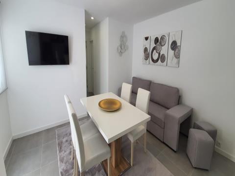 1+1-Zimmer-Wohnung 180 Meter vom Oura-Strand entfernt