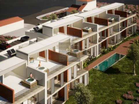 Terreno urbano para a construção de 28 apartamentos em Ferreiras - Albufeira