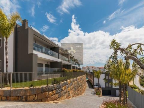 Wohnung T1+1 Panoramablick aufs Meer - Albufeira
