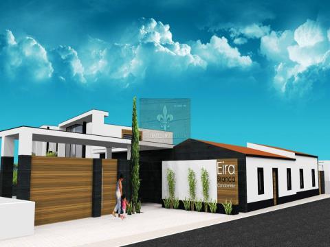 Moradia V4 de Luxo em construção - Branqueira
