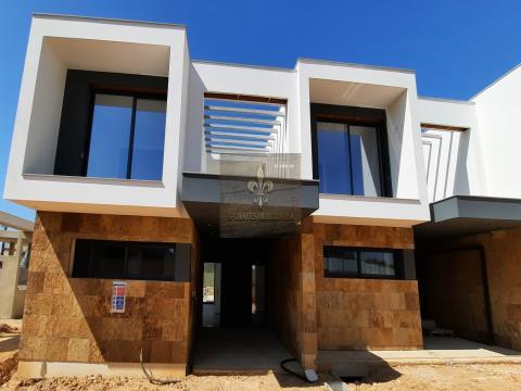 Zeitgenössische Villa mit 4 Schlafzimmern und Schwimmbad - Branqueira- Albufeira.