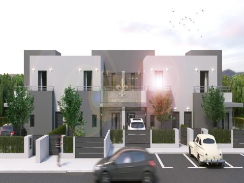 3 bedroom semi-detached villa under construction - Pêra