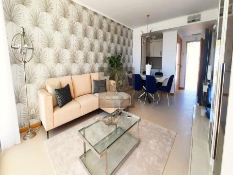 Appartement d´une chambre avec vue sur la mer à Albufeira