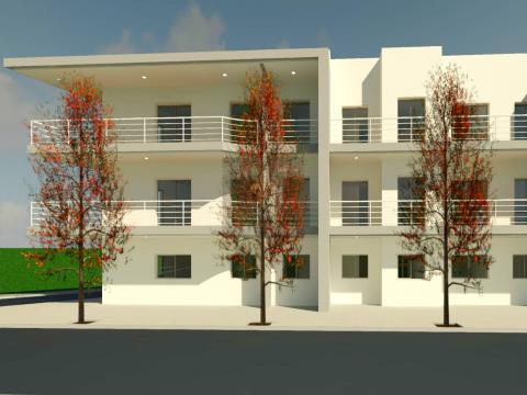 Apartamento T3 em construção em Tunes