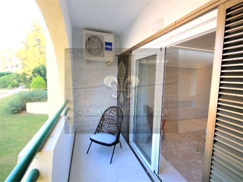 Apartamento T1 com piscina em Albufeira