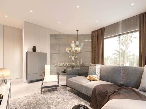 Apartamento T1 Novo em Albufeira