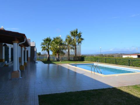 Maravilhosa Quinta V5+4 com piscina na Guia - Albufeira