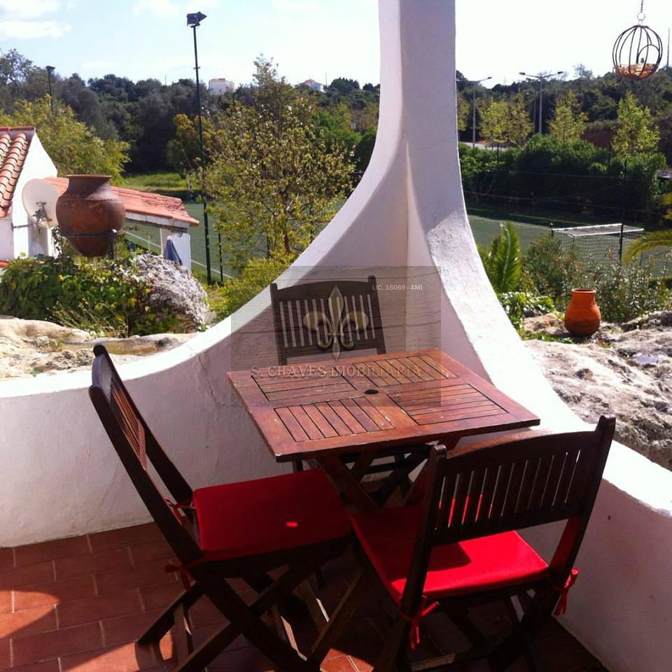 Quinta Turística en la zona de Galé en Albufeira.