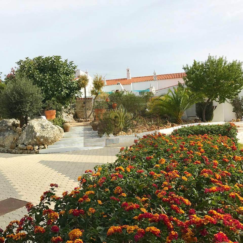 Quinta Turística na zona da Galé em Albufeira.
