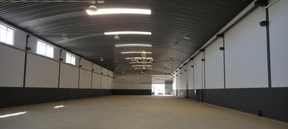 Entrepôt - Vente ou location - à Alcantarilha