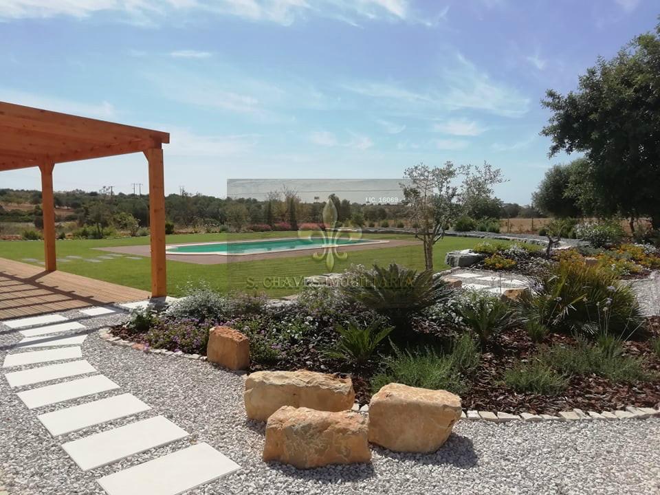 Quinta T2+1 typischer Algarve mit Schwimmbad in Albufeira