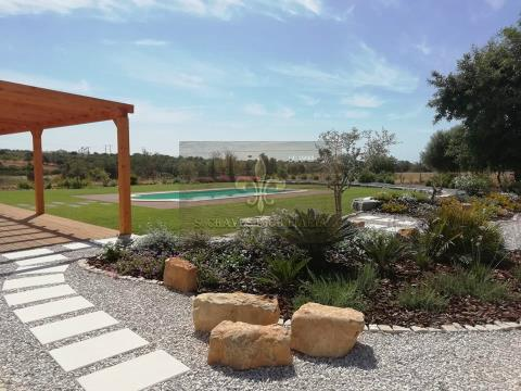 Quinta T2+1 typical Algarvian with swimming pool in Albufeira