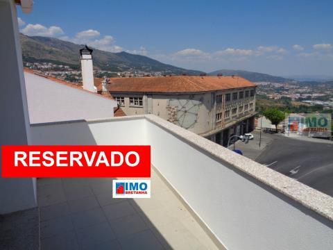 RESERVADO T2 Duplex - UBI  - Garagem S. João - Centro da Covilhã