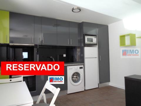 RESERVADO - UBI - T1 Centro da Covilhã