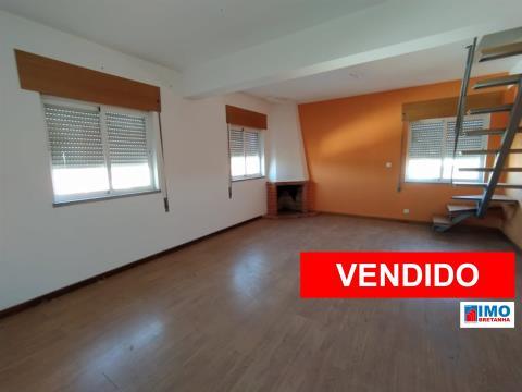 VENDIDO - T2 em Belmonte