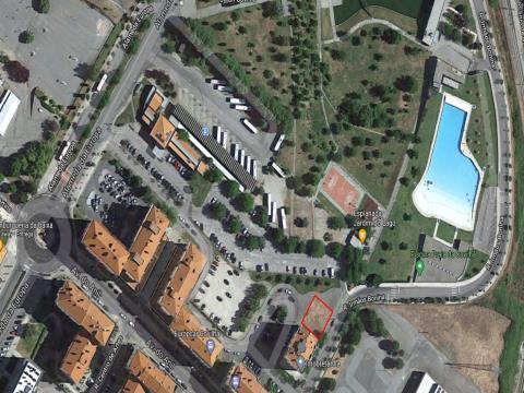 Anil - Covilhã - Lote Para Construção em Altura