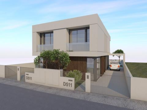 Semi-detached house T2+1