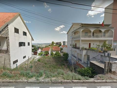 Lote de Terreno  c/ Projeto  P/ Moradia -  Penedos Altos - Covilhã