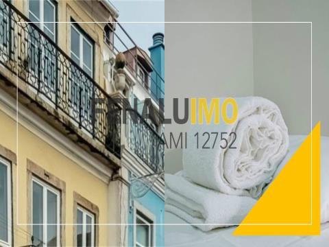 VENDA - PREDIO - LISBOA - INVESTIMENTO IMOBILIÁRIO -TURISMO - 4 APARTAMENTOS