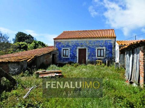 Farm to restore or make new and rural land, farmhouse near Sea and Beach!