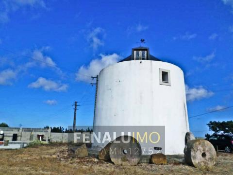 Approved Urban Land with Refurbished Mill - For Sale