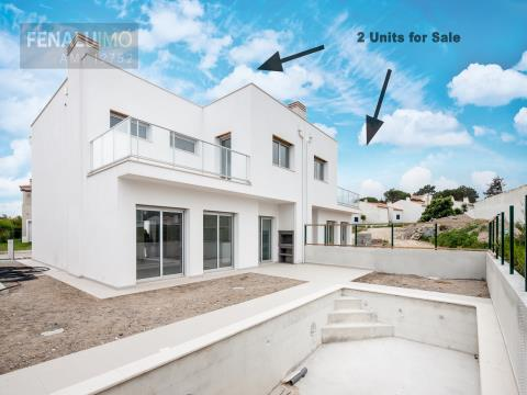 Beautiful New Lagoonview T3 Villa in Foz do Arelho, Silver Coast