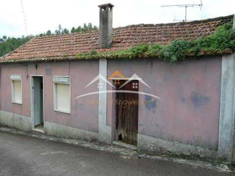 Casa de una planta para restaurar